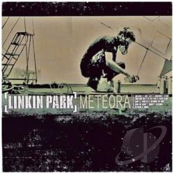 Linkin Park - Meteora CD Cover Art