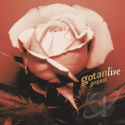 Gotan Project - Live CD Cover Art