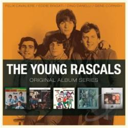 Rascals - Original Album Series CD Cover Art