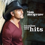 Mcgraw, Tim - Number One Hits CD Cover Art