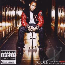 J. Cole - Cole World: The Sideline Story CD Cover Art