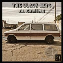 Black Keys - El Camino CD Cover Art