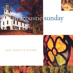 Jezzro, Jack - Acoustic Sunday CD Cover Art