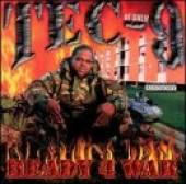 Tech N9ne - Ready 4 War CD Cover Art