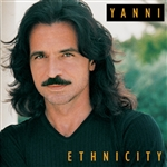 Yanni - Ethnicity CD Cover Art