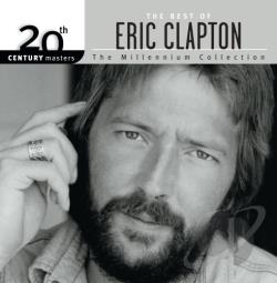 Clapton, Eric - 20th Century Masters - The Millennium Collection: The Best of Eric Clapton CD Cover Art