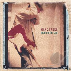 Farre, Marc - Man On The Sun CD Cover Art