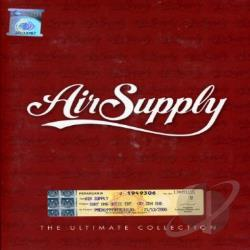 Air Supply - Ultimate Collection CD Cover Art