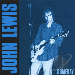 Lewis, John - Someday CD Cover Art