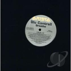 Cantrell, Blu - Breathe Remixes LP Cover Art