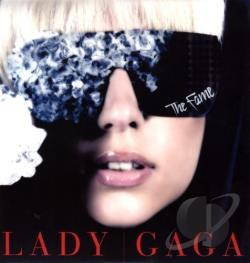Lady Gaga - Fame LP Cover Art