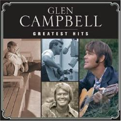 Campbell, Glen - Greatest Hits CD Cover Art