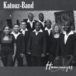 Katouz Band - Hommages CD Cover Art