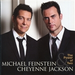 Feinstein, Michael / Jackson, Cheyenne - Power of Two CD Cover Art