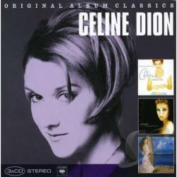Dion, Celine - Original Album Classics CD Cover Art
