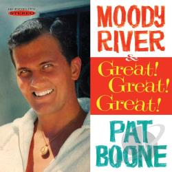 Boone, Pat - Moody River/Great! Great! Great! CD Cover Art