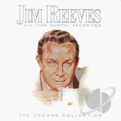 Reeves, Jim - All Time Gospel Favorites: The Encore Collection CD Cover Art