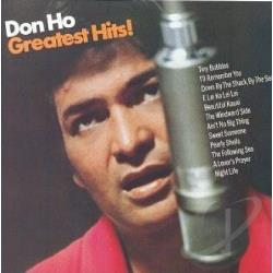 Ho, Don - Greatest Hits! CD Cover Art