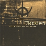 Therion - Crowning Of Atlantis CD Cover Art