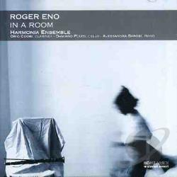 Eno, Roger / Harmonia Ensemble - In a Room CD Cover Art