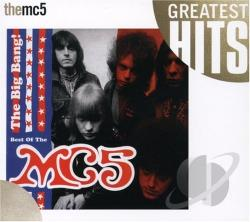 MC5 - Big Bang! Best Of The CD Cover Art