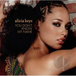 Keys, Alicia - You Don't Know My Na LP Cover Art