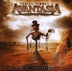 Avantasia - Scarecrow CD Cover Art