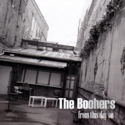Boohers - From This Day On CD Cover Art