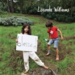 Williams, Lucinda - Blessed CD Cover Art