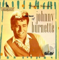 Burnette, Johnny - Best Of CD Cover Art