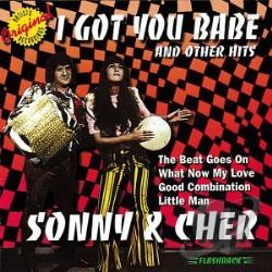 Sonny & Cher - I Got You Babe & Other Hits CD Cover Art