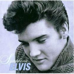 Stratta, Ettore - Symphonic Elvis CD Cover Art