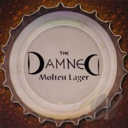 Damned - Molten Lager CD Cover Art