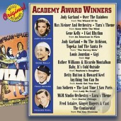 Academy Award Winners CD Cover Art
