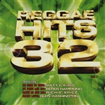 Reggae Hits Vol. 32 CD Cover Art