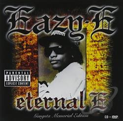 Eazy-E - Eternal E CD Cover Art