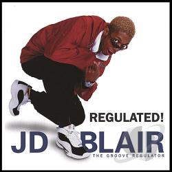 Blair, J.D. - Regulated! CD Cover Art