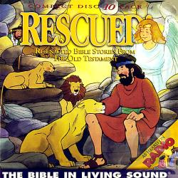 Bible In Living Sound - Rescued! 4 CD Cover Art