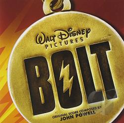 John Powell (Film Composer) - Bolt CD Cover Art
