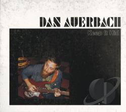 Auerbach, Dan - Keep It Hid CD Cover Art