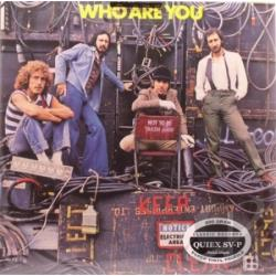 Who - Who Are You LP Cover Art