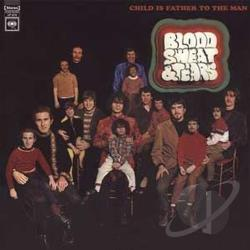 Blood, Sweat, and Tears - Child Is Father to the Man LP Cover Art