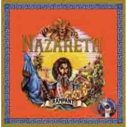 Nazareth - Rampant CD Cover Art