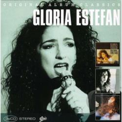 Estefan, Gloria - Original Album Classics CD Cover Art