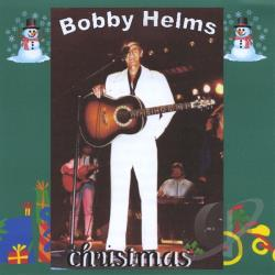 Helms, Bobby - Christmas CD Cover Art
