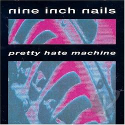 Nine Inch Nails - Pretty Hate Machine CD Cover Art