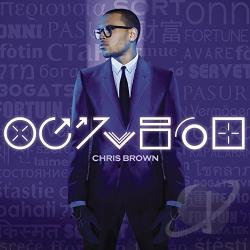 Brown, Chris - Fortune CD Cover Art