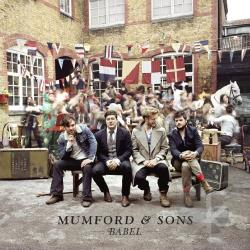 Mumford & Sons - Babel CD Cover Art