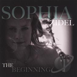 Zidel, Sophia - Beginning CD Cover Art