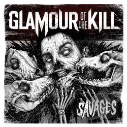 Glamour Of The Kill - Savages CD Cover Art